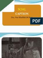 SOAL CAPTION XII