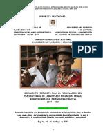 PLAN INTEGRAL DE LARGO PLAZO 2006 - 2019