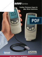 PosiTector 6000 Series