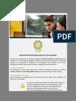 II Convocatoria al Ciclo General de Innovacción virtual_Univ
