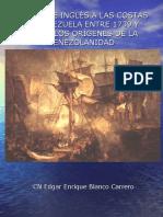 El ataque a las costas de Venezuela entre 1739-43 y los origenes de la venezolanidad
