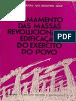 Giap - Armamento das Massas Revolucionárias%2c Edificação do Exército do Povo.pdf