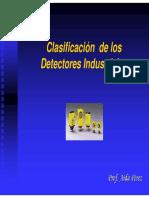 Clasificación_DetectoresIndustrialesClase