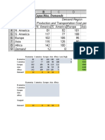 network optimization data