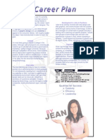 Jean Career Plan