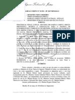STJ - Drogas - Inviolabilidade de domicílio x flagrante.