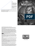 World of Warcraft Manual