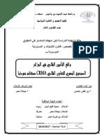مستغانم نموذجا CRMA الصندوق الجهوي للتعاون الفلاحي واقع التأمين الفلاحي في الجزائر.pdf