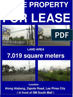 7,000 sqm. Prime Property for long-term lease