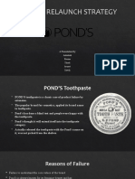 POND'S RELAUNCH STRATEGY (3)