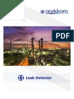 Grekkom Leak Detector ESP