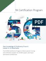 Nokia 5G RAN Certification Program