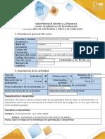 Guía de actividades y rúbrica de evaluación - Tarea 1 - Actividad de reconocimiento (1)