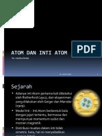 Inti atom