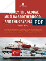 Turkey, the Global  Muslim Brotherhood, and the Gaza Flotilla
