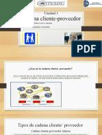 Cadena cliente-proveedor