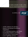 REC specifications