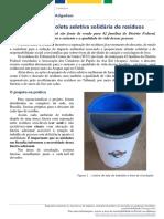 União 26-04-2019 -Tribunal faz coleta seletiva solidária de resíduos