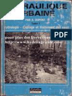 HYDRAULIQUE URBAINE DUPONT TOME 1.pdf