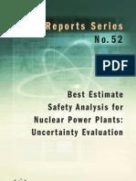 Best estimate analysis of NPPs