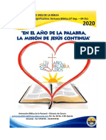 SEMANA BIBLICA 2020 final