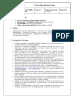 CHCA-CCS-MDC-GC-CMC-F-001-Formato Descriptivo de Cargo Coord. Mesa de Control