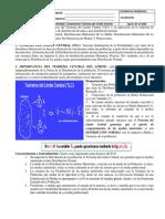 TEOREMA LÍMITE CENTRAL (EXPLICACIÓN) - ESTADÍSTICA INFERENCIAL- NRC20519 - SÁBADO