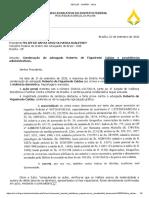 Ofício - Roberto Caldas