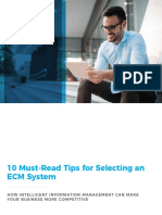 10MustReadTipsforSelectinganECMSystemMfiles