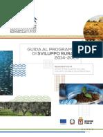 Guida al Programma di Sviluppo Rurale 2014-2020 della Regione Puglia