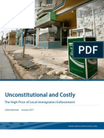 Unconstitutional and Costly