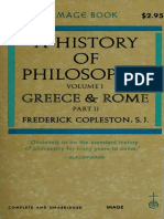 Frederick Copleston - A History Of Philosophy - Volume 1 (Part 2)