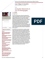 Advancing the Liberal Arts in the Face of Demographic Change _ Association of American Colleges & Universities