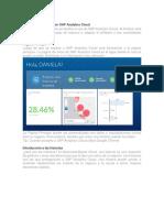 Los primeros pasos con SAP Analytics Cloud