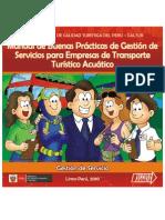 Mbp Empresas Transporte Turistico Acuatico