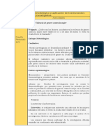 Fase 4 - Trabajo grupal final - Diseño metodológico y aplicación de Instrumentos hacia una praxis investigativa.