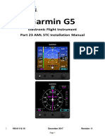 G5 INSTALL Manual