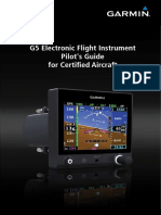 Pilots manual for G5 - 190-01112-12_d