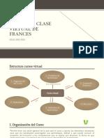 diseño de CLASE VIRTUAL DE FRANCES