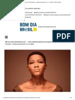 Musique et afro-féminisme _ 4 artistes qui donnent le « la » au Brésil - Bom Dia Brésil