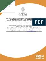 IMPACTO Y APLICACIONES CORRECCION