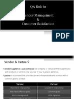 Lecture 7-Vendor Management