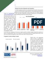 The Jordan, Edmiston Group Media Growth Survey