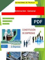 semana III Constitucion Empresa