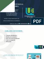 CONTROL PRESUPUESTAL EN COLOMBIA (1)