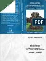Demenchonok, Eduardo - Filosofía Latinoamericana Problemas y tendencias