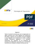 ESTRATEGIAS DE NEGOCIACION 12-09-2019