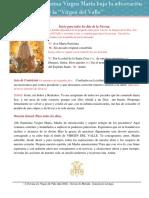 Novena a la Virgen del Valle 2020 - Segundo dia (editado)-