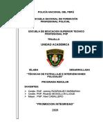 Silabus de Tecnicas de Patrullaje e Intervenciones Policiales 144 0 (1)
