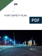 Port Safety Plan V7 - 2019